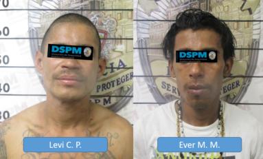 """A Fiscalía dos migrantes """"secuestradores""""; enfrentaron a policía con hacha y machete"""