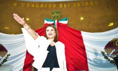 Presidirá Georgina Bujanda la Mesa Directiva del Primer Año Legislativo