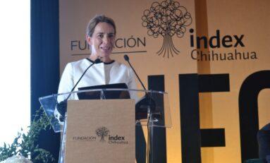Reconoce Gobierno del Estado labor de Fundación INDEX en favor de Chihuahua