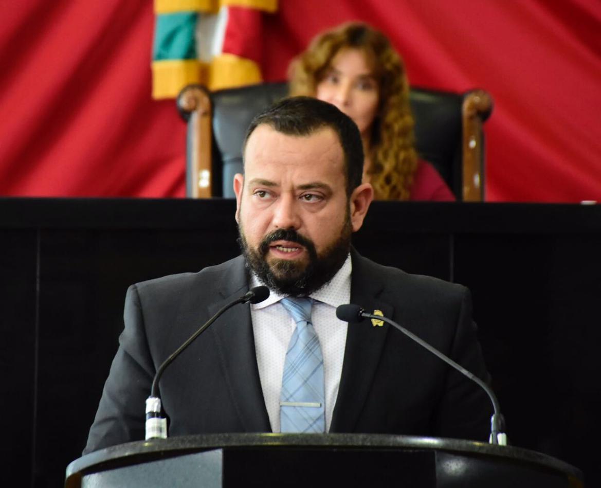 Pide Diputado García Cantú cárcel para quien dispare arma de fuego
