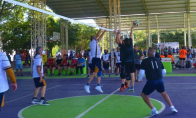 Fomentan promotores chihuahuenses Torneo Nacional de Cachibol en Huatulco, Oaxaca