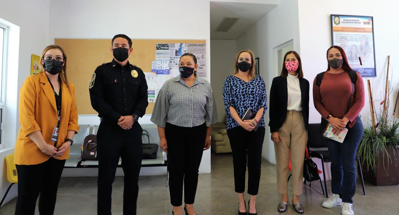 Trabaja Policía Municipal y regidores en fortalecimiento de Unidades de Atención a la Violencia