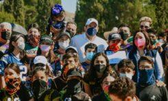 Seguiremos trabajando para hacer más competitivo el deporte chihuahuense: Marco Bonilla