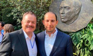 Instala Marko Cortés CEN del PAN; integra diputado Mario Vázquez