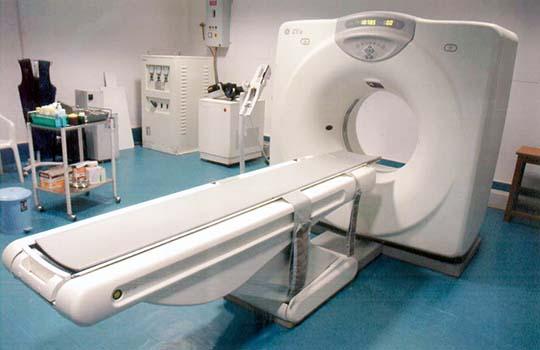 University of Washington CT Scanner