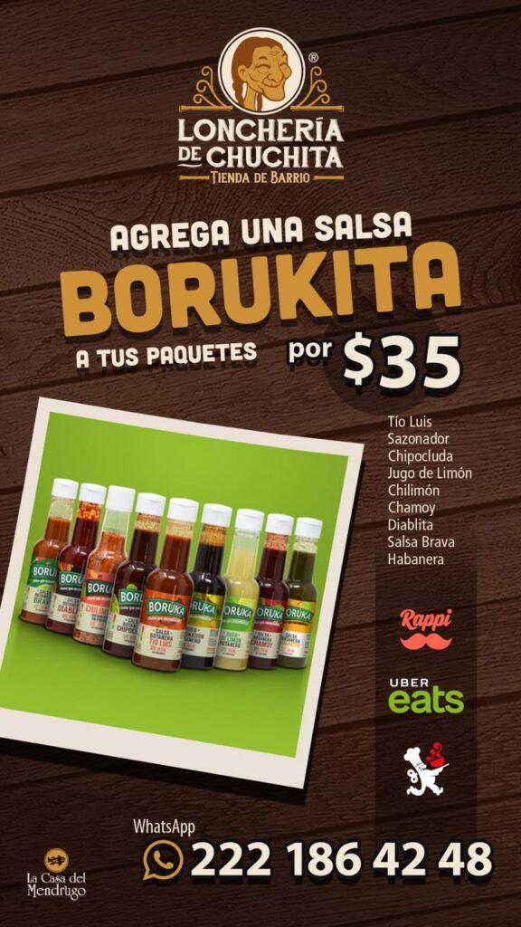 6 salsas