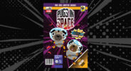 Pugs in space comic book first edition