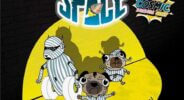 Cover of Issue 03 of Pugs In Space