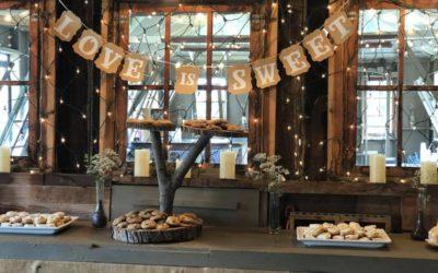Thanksgiving Dessert Bar