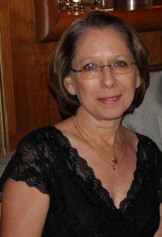 Sharon Hall Headshot