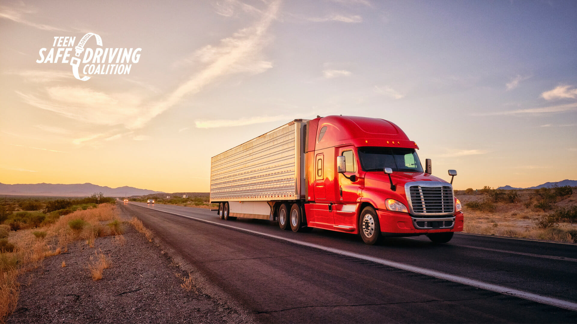 Truck Drivers Share Safety Tips for National Work Zone Awareness Week