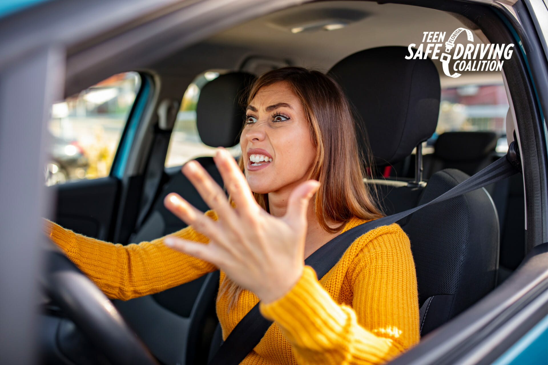 Aggressive Driving Infographic – How It Impacts Your Health & Driving