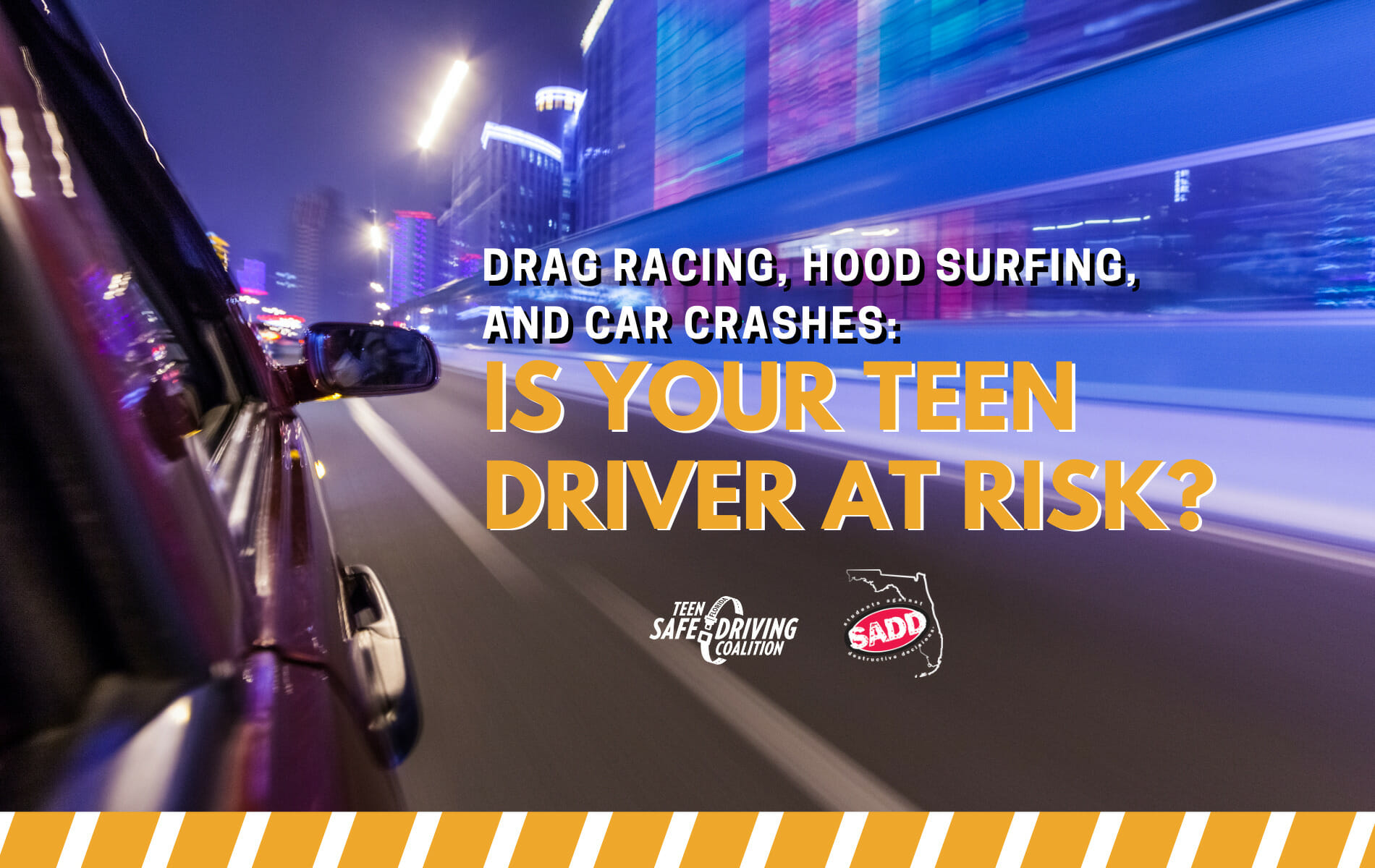 Drag Racing, Hood Surfing, and Car Crashes: Is Your Teen Driver at Risk?