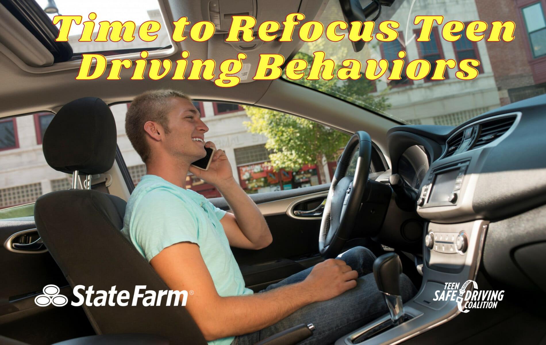 Time to Refocus Teen Driving Behaviors