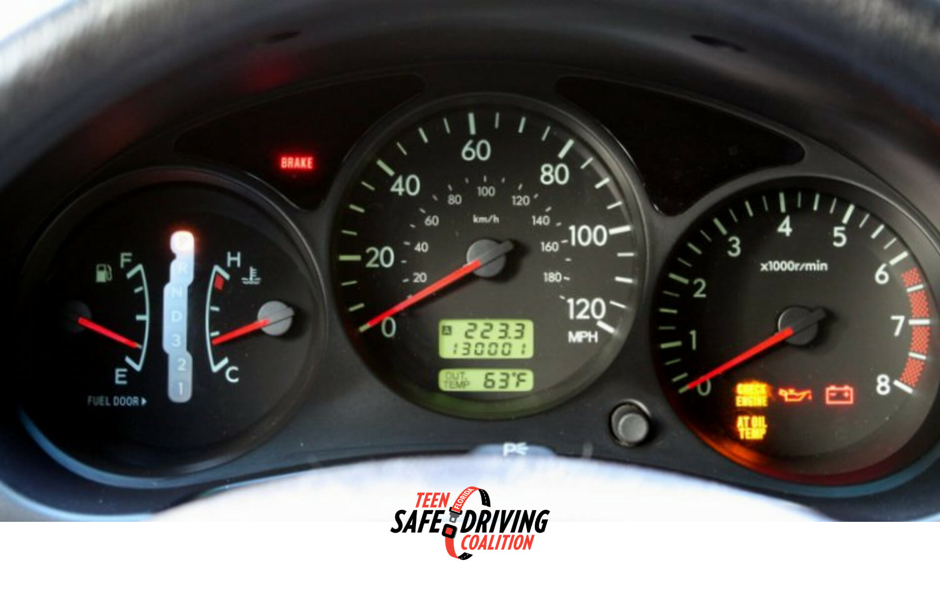Getting to Know Your Dashboard Lights and Gauges