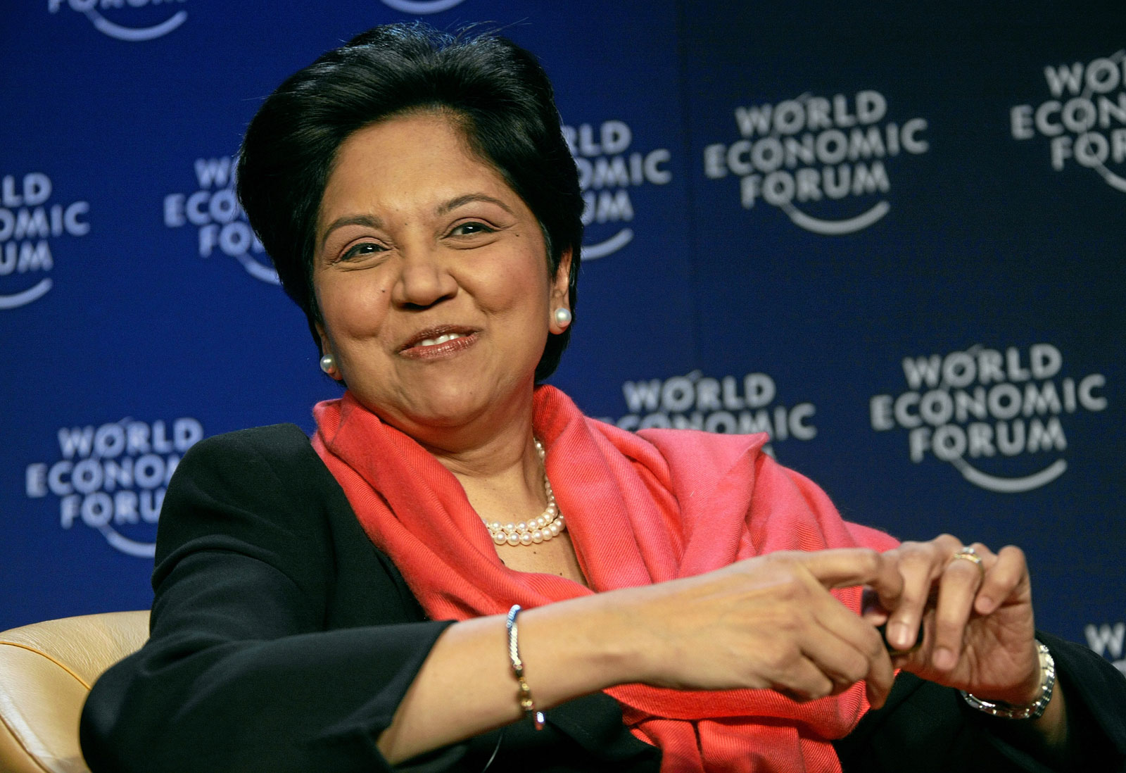 MY MENTOR INDRA NOOYI ON WORK LIFE BALANCE