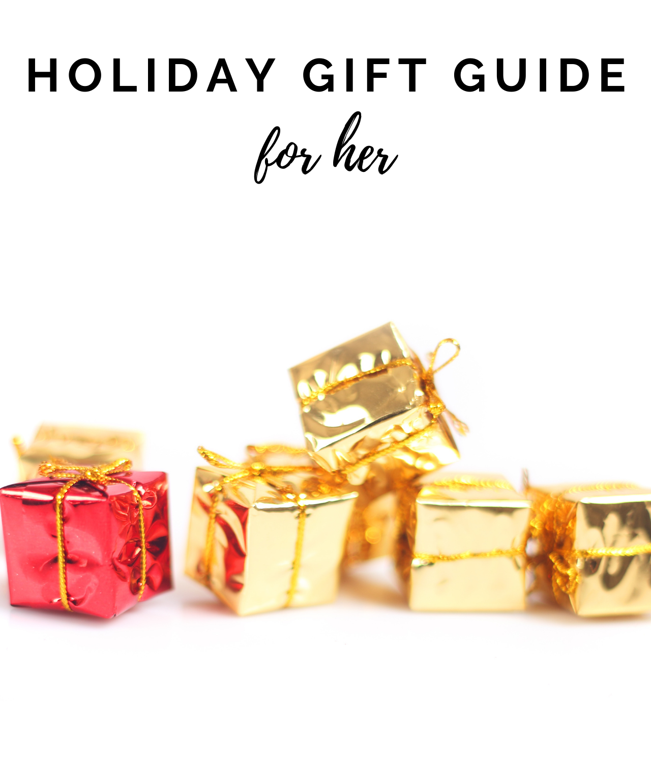HOLIDAY GIFT GUIDE – SMALL BUSINESS EDITION