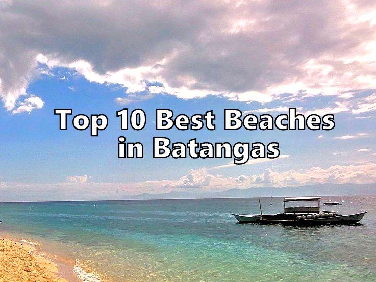 Top 10 Best Beaches in Batangas