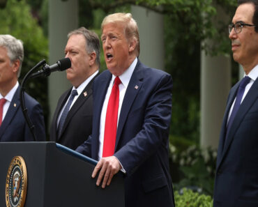 BREAKING NEWS: US President Trump Terminates Ties with WHO