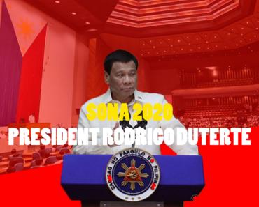 What to Expect in President Rodrigo Duterte's SONA 2020
