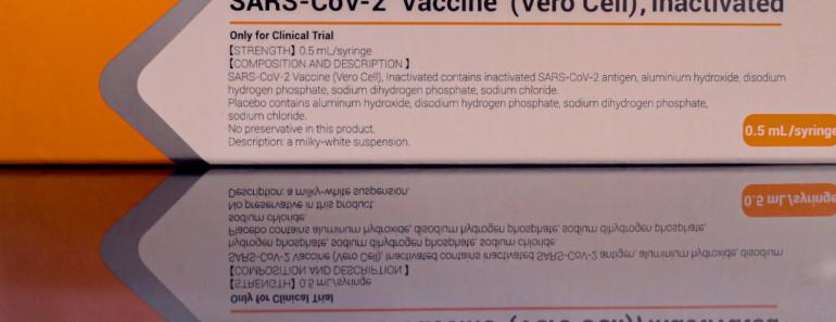 Ph Receives 1st Covid-19 Vaccine from China's Sinovac Biotech