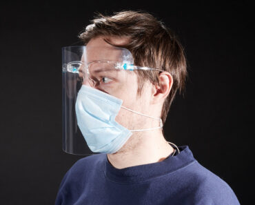 SURVEY: To wear or not to wear face shield?