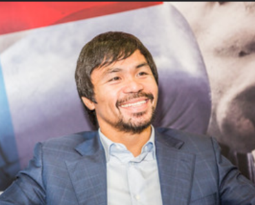 Manny Pacquiao for President?  Yes or No