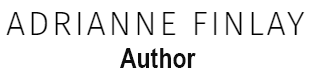 Adrianne Finlay Author