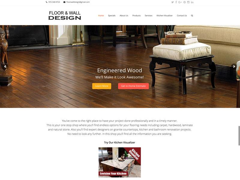 Floor Wall Design