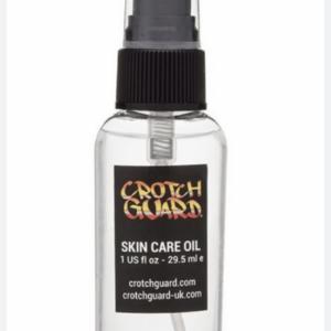 Crotch Guard Skin Care Oil 1 fl oz bottle