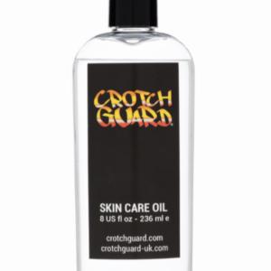 Crotch Guard Skin Care Oil 8 fl oz bottle