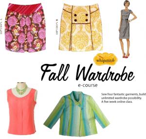 fall wardrobe 2012