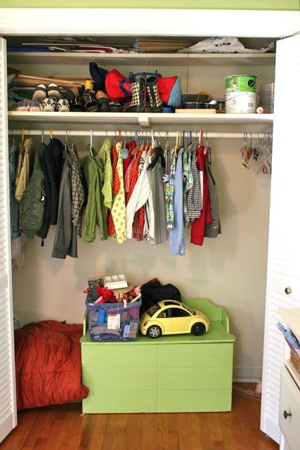 boy closet