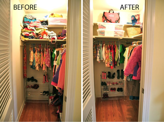 girls before after
