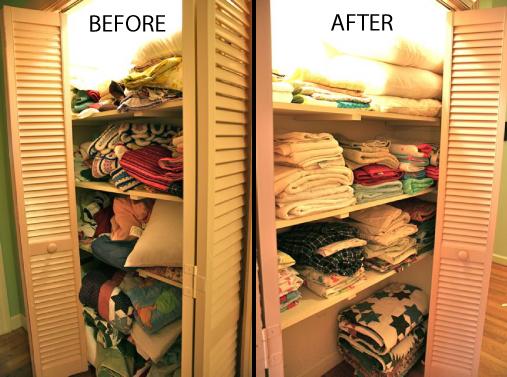 linen closet b n a
