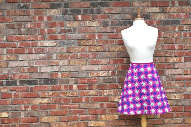 patty young aline skirt | whipstitch