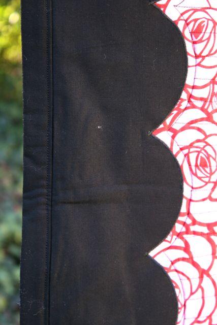 satin stitch applique Whipstitch