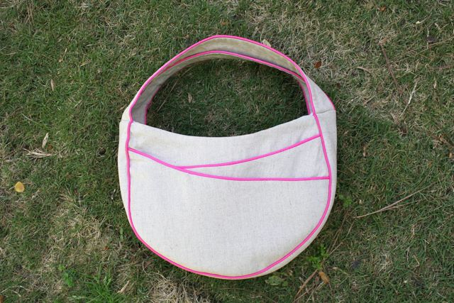 everyday handbags online class piped purse pattern