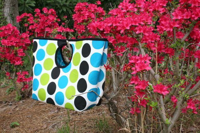 handbage ecourse tote bag profile