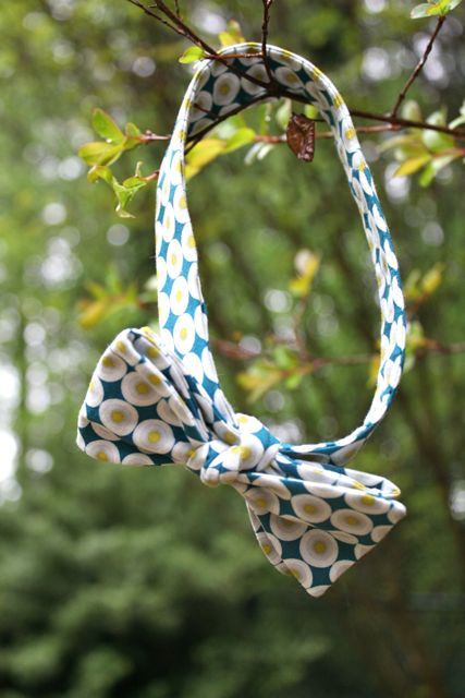 micromod sew along bow tie tree