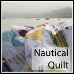 nautical quilt button