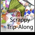 scrappy trip quilt button