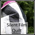 silent film quilt button