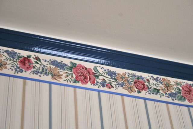 boys room ribbon