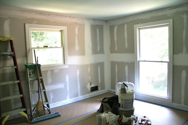 drywall | boys room