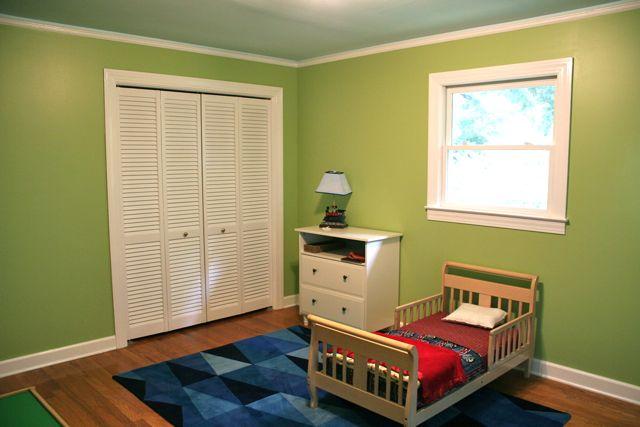 new drywall | boys room