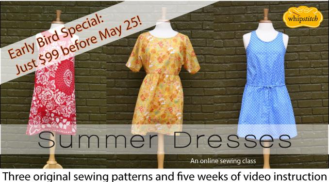 summer dresses early bird | whipstitch