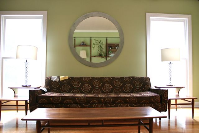 living room mirror | whipstitch