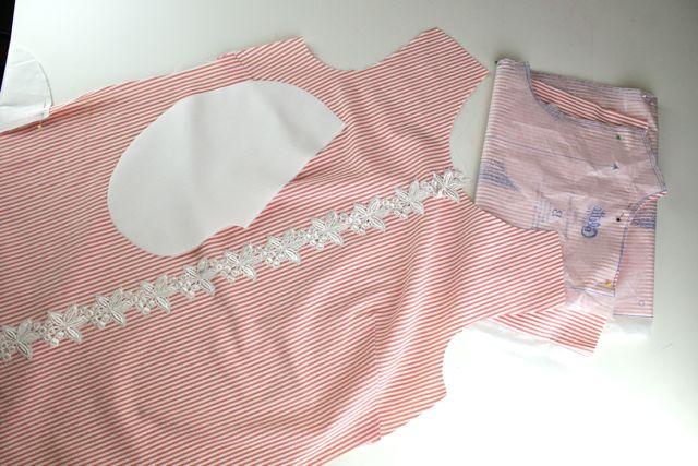 seersucker laurel dress | whipstitch