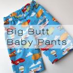 big butt button